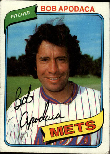 Photo of 1980 Topps #633 Bob Apodaca
