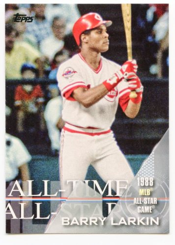 Photo of 2017 Topps All Time All Stars #ATAS48 Barry Larkin