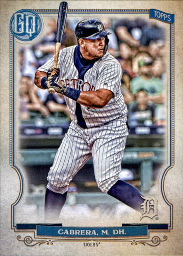 Photo of 2020 Topps Gypsy Queen #266 Miguel Cabrera