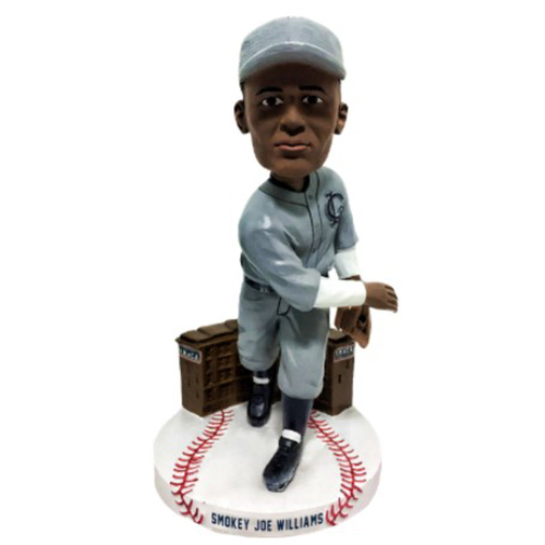 "Photo of NEGRO LEAGUES CENTENNIAL TEAM BOBBLEHEAD SERIES: Joseph ""Smokey Joe"" Williams"