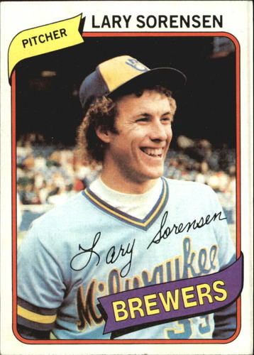 Photo of 1980 Topps #154 Lary Sorensen