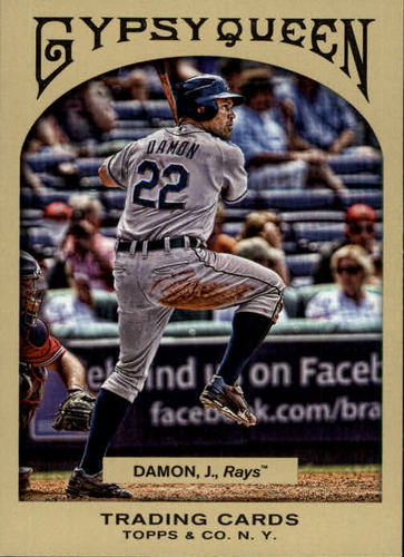 Photo of 2011 Topps Gypsy Queen #263 Johnny Damon