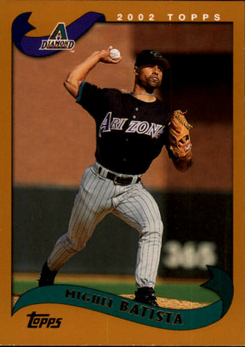 Photo of 2002 Topps #374 Miguel Batista