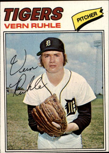 Photo of 1977 Topps #311 Vern Ruhle
