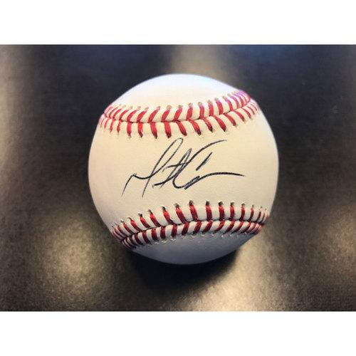 Giants Community Fund: Matt Cain Autographed Baseball