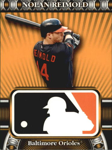 Photo of 2010 Topps Logoman HTA #50 Nolan Reimold