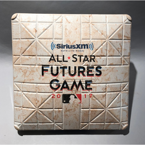 Photo of 2017 ASG Futures Game-Used Base (Third Base)