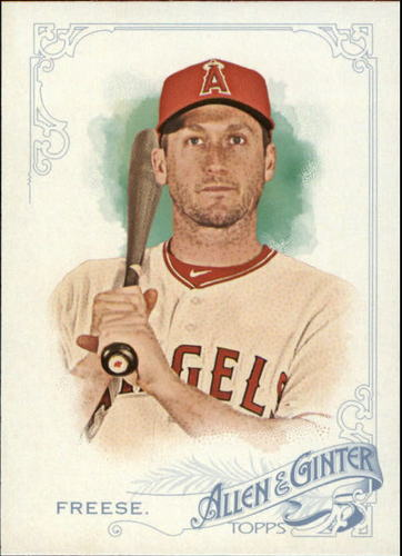 Photo of 2015 Topps Allen and Ginter #308 David Freese