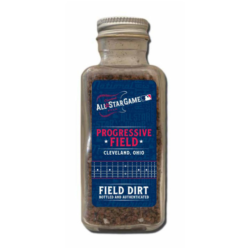 Photo of 2019 MLB All-Star Game Dirt Jar - Progressive Field