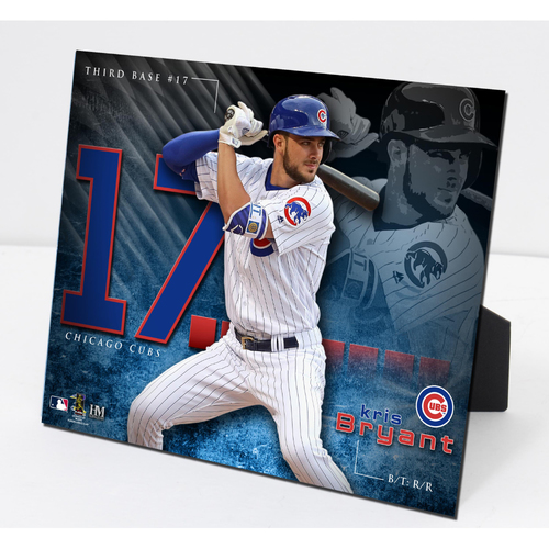 Photo of Kris Bryant PleXart