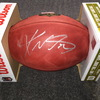 NFL - Falcons Keanu Neal signed authentic football