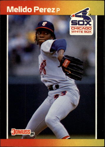 Photo of 1989 Donruss #58 Melido Perez