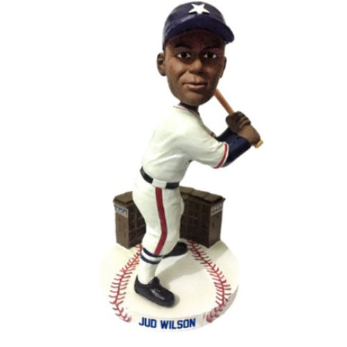 "Photo of NEGRO LEAGUES CENTENNIAL TEAM BOBBLEHEAD SERIES: Earnest Judson ""Boojum"" Wilson"