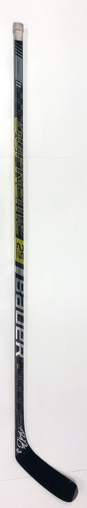 #65 Danny DeKeyser Game Used Stick - Autographed - Detroit Red Wings