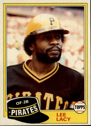 Photo of 1981 Topps #332 Lee Lacy DP