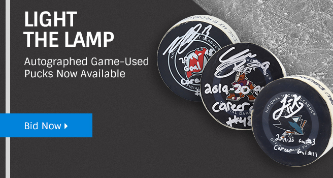67a61676c NHL Auctions - Signed Hockey Memorabilia