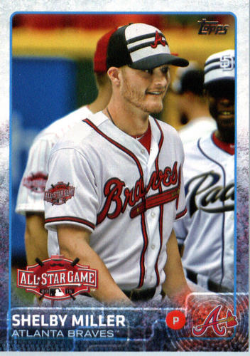 Photo of 2015 Topps Update #US106 Shelby Miller