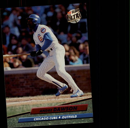 Photo of 1992 Ultra #468 Andre Dawson
