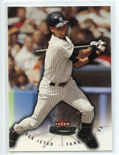 Photo of 2005 Fleer Platinum #89 Derek Jeter