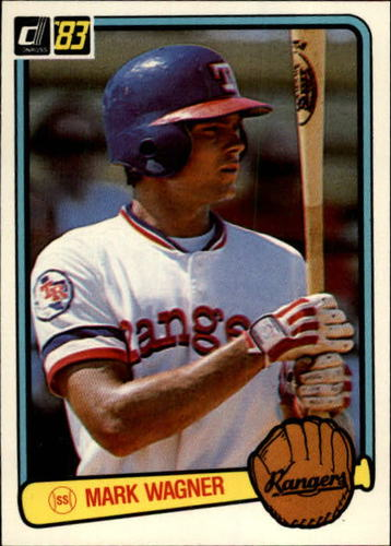 Photo of 1983 Donruss #268 Mark Wagner