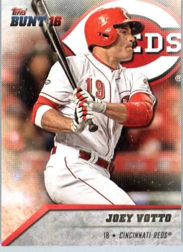 Photo of 2016 Topps Bunt #100 Joey Votto