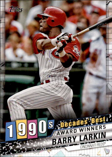 Photo of 2020 Topps Decades' Best #DB69 Barry Larkin