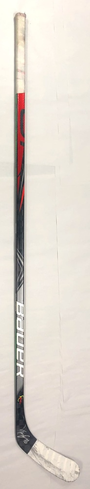 #86 Teuvo Teravainen Game Used Stick - Autographed - Carolina Hurricanes