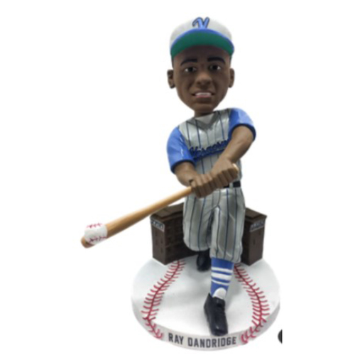"Photo of NEGRO LEAGUES CENTENNIAL TEAM BOBBLEHEAD SERIES: Raymond Emmett ""Hooks"" Dandridge"