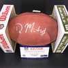 NFL - Seahawks D.K. Metcalf Signed Authentic Football