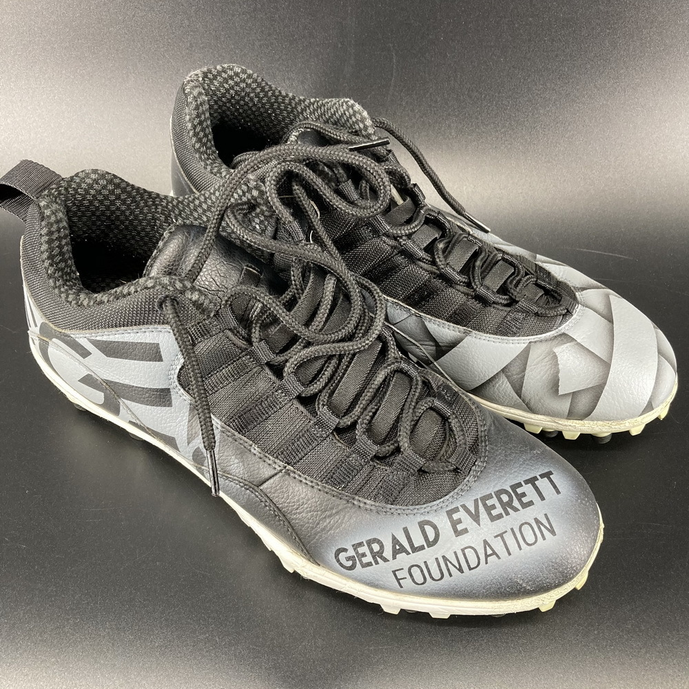 My Cause My Cleats - Rams Gerald Everett Pre Game Used Cleats 2020