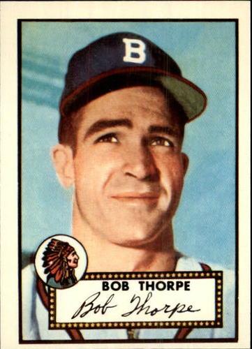 Photo of 1983 Topps 1952 Reprint #367 Ben Thorpe