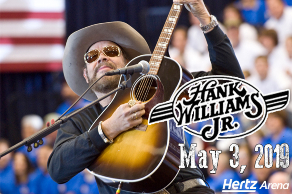Photo of Hank Williams Jr. Live May 3rd, 2019