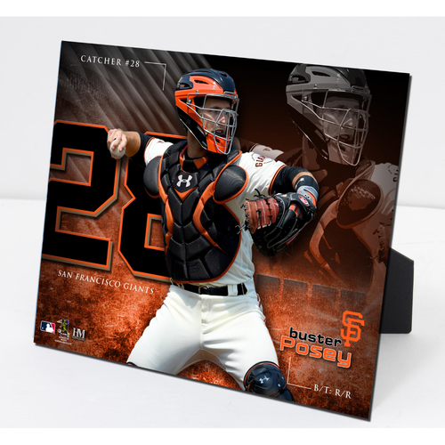 Photo of Buster Posey PleXart