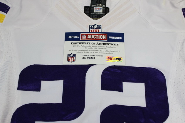 harrison smith authentic jersey