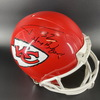 PCC - Chiefs Tyrann Mathieu Signed Proline Helmet w/