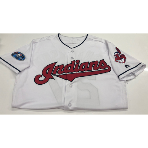 Michael Brantley 2018 Post Season Home Jersey