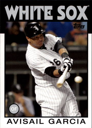 Photo of 2014 Topps Archives #128 Avisail Garcia