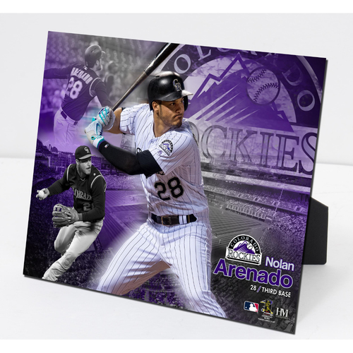Photo of Nolan Arenado PleXart