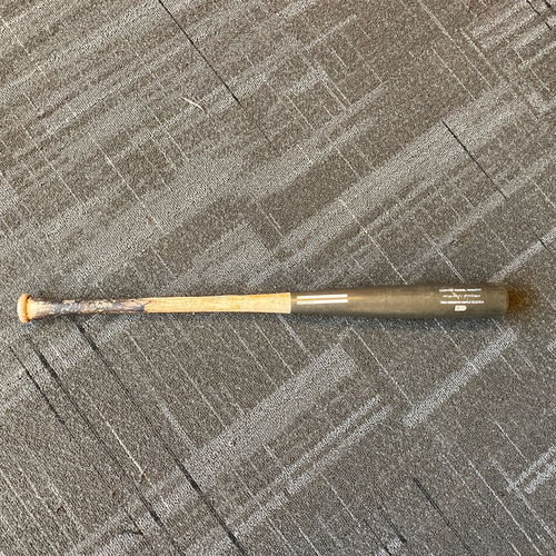 Photo of 2019 Game Used Broken Bat used by #1 Kevin Pillar on 9/2 @ St. Louis Cardinals - T-7: Adam Wainwright to Kevin Pillar - Line Out to SS (Paul DeJong)