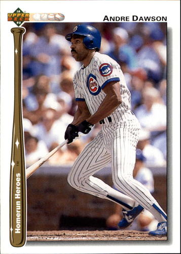 Photo of 1992 Upper Deck Home Run Heroes #HR9 Andre Dawson
