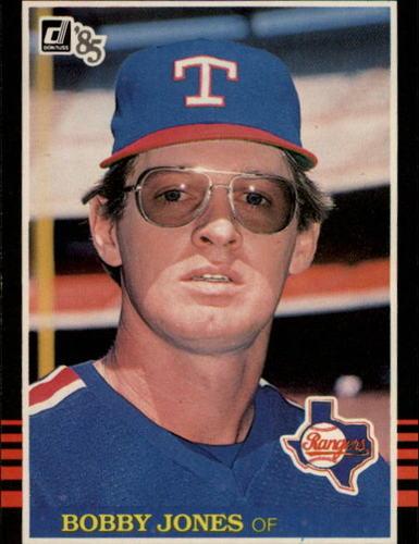 Photo of 1985 Donruss #134 Bob Jones