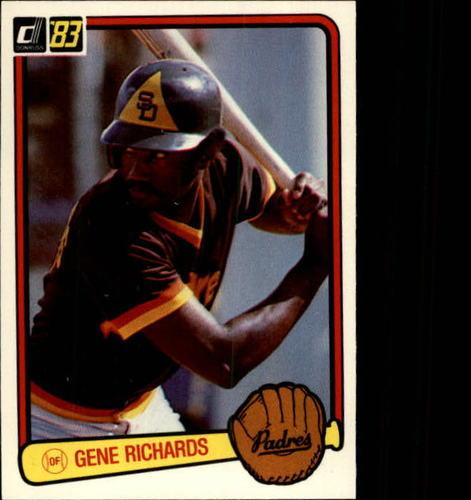 Photo of 1983 Donruss #271 Gene Richards