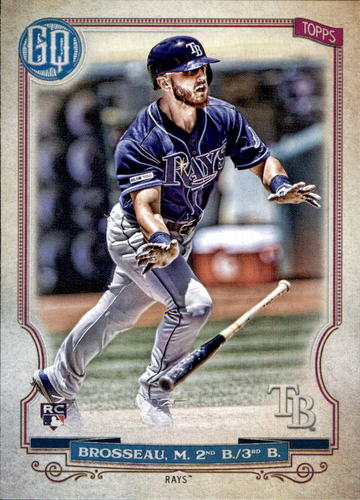 Photo of 2020 Topps Gypsy Queen #271 Michael Brosseau RC