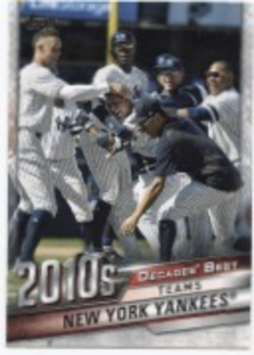 Photo of 2020 Topps Decades' Best #DB81 Boston Red Sox