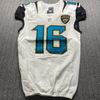 Jaguars - Denard Robinson Game Issued Jersey 38