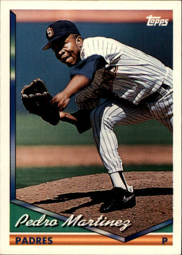 Photo of 1994 Topps #676 Pedro A.Martinez RC