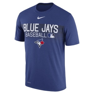Toronto Blue Jays Authentic Collection Legend Team Issue 1.8 Royal T-Shirt by Nike