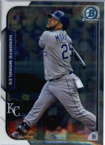 Photo of 2015 Bowman Chrome #88 Kendrys Morales