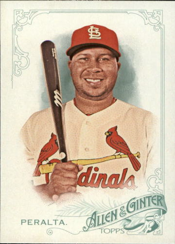 Photo of 2015 Topps Allen and Ginter #313 Jhonny Peralta