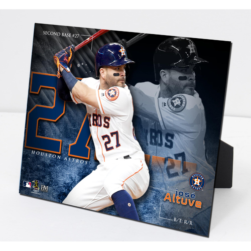 Photo of Jose Altuve PleXart
